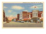 Washington Avenue, Bay City, Michigan