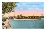 Excursion Boat, Lake Vermilion, Virginia, Minnesota
