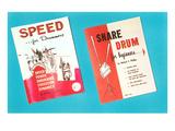 Drum Instruction Books, Retro
