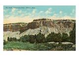 The Bluffs, Yellowstone River, Billings, Montana