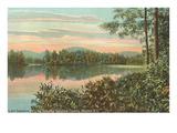 Lake Sapphire, Western North Carolina