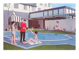 Bathing Beauties with Butler