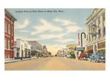Main Street, Miles City, Montana
