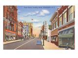 Front Street, Wilmington, North Carolina