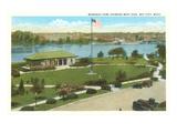 Wenonah Park, Bay City, Michigan