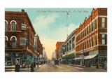 Seventh Street, St. Paul, Minnesota
