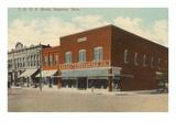 Downtown Superior, Nebraska