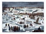 Thames: Frost Fair, 1684
