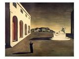 Chirico: Melancolie, 1913