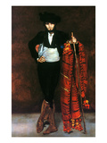 Manet: Young Man, 1863