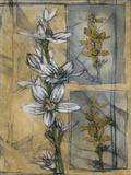 Embellished Wildflower Collage I