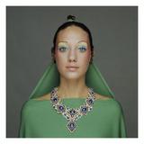 Vogue - September 1970 - Marisa Berenson in Bulgari Necklace