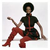 Vogue - November 1969 - Bill Blass Turtleneck Dress