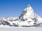 Matterhorn From Atop Gornergrat, Switzerland, Europe