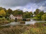 Sturminster Newton Mill and River Stour, Dorset, England, United Kingdom, Europe