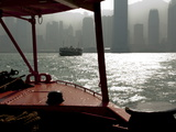 Star Ferry Harbour, Hong Kong, China, Asia