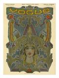 Vogue Cover - December 1907