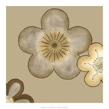 Pop Blossoms in Neutral II