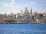 Valletta, Malta, Mediterranean, Europe