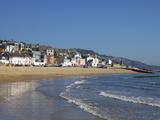 Seafront, Lyme Regis, Dorset, England, United Kingdom, Europe