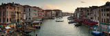 Grand Canal from the Rialto, Venice, Italy