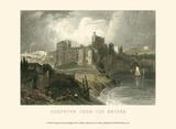Chepstow from the Bridge