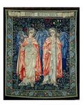 Angeli Ministrantes, 1894 (Tapestry)