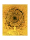 The Vision of the Empyrean, Illustration from 'The Dore Gallery'