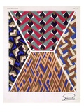 Plate 17, from 'Inspirations', Published Paris, 1930S (Colour Litho)