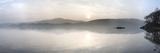 Lake at Sunset, Coniston Water, English Lake District, Cumbria, England
