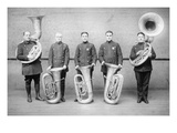 Police Tuba Quartet