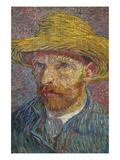 Self Portrait of Van Gogh