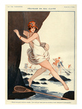 La Vie Parisienne, Armand Vallee, 1923, France