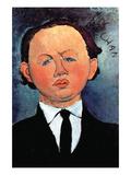 Portrait of Mechan