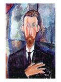 Portrait of Paul Alexander's