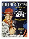 Valentino, R: Poster, 1924
