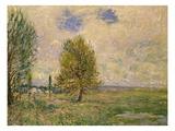 Fields Near Veneux-Nadon, 1881