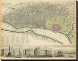 Calcutta, India, c.1842