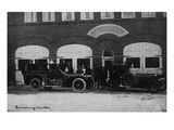 Lansing, Michigan - Central Fire Station Exterior Photo