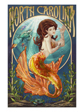 North Carolina - Mermaid