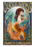 Mermaid - Outer Banks, North Carolina