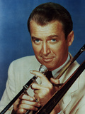 The Glenn Miller Story, James Stewart, 1954