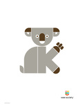 Wee Alphas, Kate the Koala