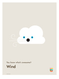 You Know What's Awesome? Wind (Gray)