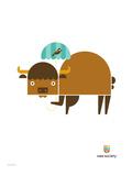 Wee Alphas, Biki the Buffalo