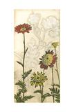 Indian Summer Florals III