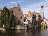 Rozenhoedkaai View, Bruges, Belgium