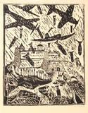 Monte Cassino (B&W)