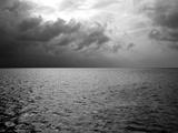 Heavy Clouds over Dark Water