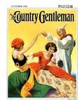 """""""""""Halloween Dance,"""""""" Country Gentleman Cover, October 1, 1928"""